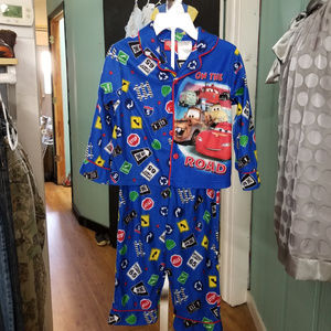 Disney Cars Pajama Set Size 3T